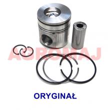 KOMATSU Tłok kompletny z pierścieniami (STD) SAA6D102E-2C-8