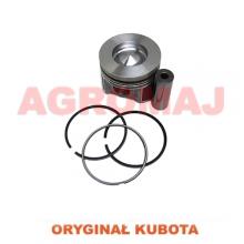 KUBOTA Комплектный поршень с кольцами V3800