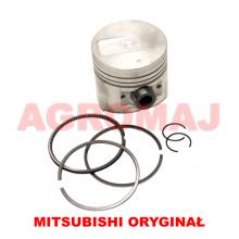 MITSUBISHI Tłok kompletny z pierścieniami (STD) K4N