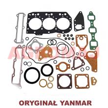 YANMAR Комплект прокладок двигателя (килнгерит) 3TNE82