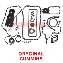 CASE Komplet uszczelek - dół silnika 4BT3.9 4T390