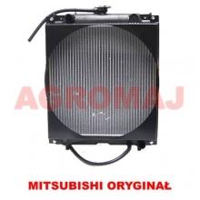 MITSUBISHI Радиатор двигателя S3L2 S4L2