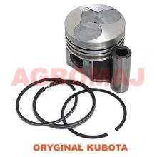 KUBOTA Комплектный поршень с кольцами (STD) D1403 D1503