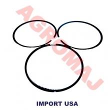 KOMATSU Komplet pierścieni SA6D125E