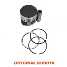 KUBOTA Комплектный поршень с кольцами D905