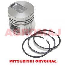 MITSUBISHI Tłok kompletny z pierścieniami (STD) S4S