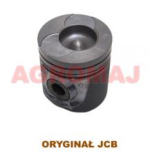 JCB Tłok kompletny z pierścieniami (+0,50) 1004.42 1004.40TA