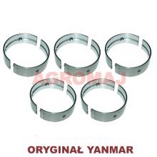 YANMAR Komplet panewek głównych (STD)  4TNE106D 4TNE106T