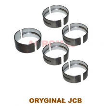 JCB Komplet panewek głównych (0,25) 1004.4 1004.4T