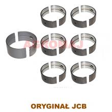 JCB Komplet panewek głównych (0,50) AT6.354.4 1006.6T
