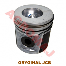 JCB Tłok kompletny z pierścieniami (105,50) ORYGINAŁ