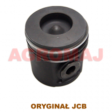 JCB Tłok kompletny z pierścieniami (STD) 1004.40T 1006.60TW