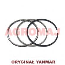 YANMAR Komplet pierścieni tłokowych 3TNV88 4TNV88