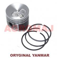 YANMAR Tłok kompletny z pierścieniami(STD) 3TNV76