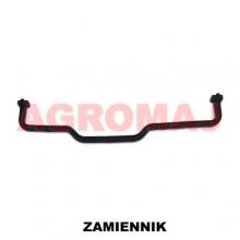 VOLVO Прокладка крышки ГРМ - нижняя D12C D12D