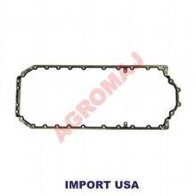 PERKINS Uszczelka miski oleju (płyta-blok) - Aluminium PJ - 1106D-E66TA BN - 1206F-E70TTA