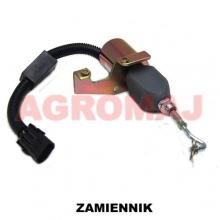 CUMMINS Cewka gaszenia silnika (12V)