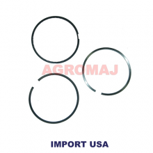 CASE Komplet pierścieni tłokowych (STD) DT466