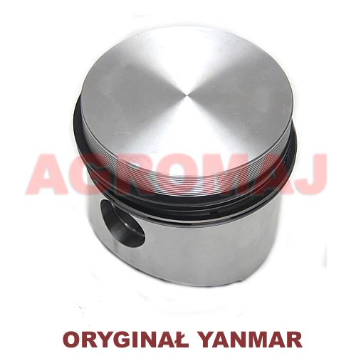 YANMAR Поршень с кольцами (без булавки) 3T80, 121520-22090, 12152022090