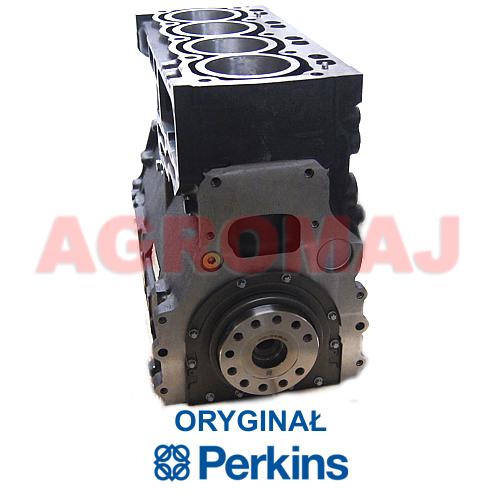 Perkins Короткий блок 1104C-44T
