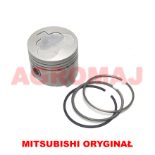 MITSUBISHI Tłok kompletny z pierścieniami (STD) L2E L3E