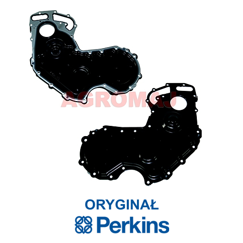 PERKINS Timing cover ORIGINAL 1103B-33 1103C-33T, ORGINAL PERKINS, Obudowy  rozrządu