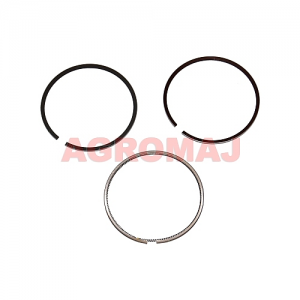 Piston rings - Diameter: 102,00