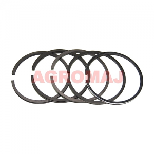 Piston rings - Diameter: 85.72