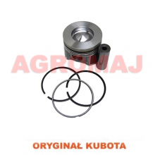 KUBOTA Piston complete with rings V3800
