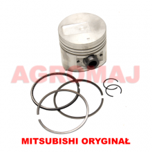 MITSUBISHI - A set of rings K4N