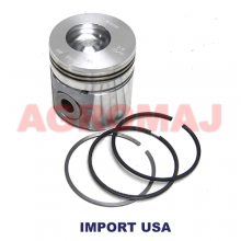 CUMMINS Complete piston with rings (+0,50) 4BT3.9 6BT5.9