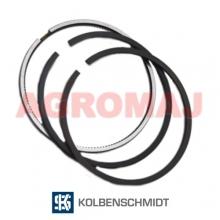 JCB Komplet pierścieni tłokowych (STD) 1006.60T 1006.60TW