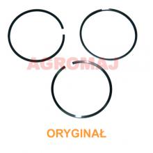 CATERPILLAR Komplet pierścieni tłokowych (+0,50) C4.4 C6.6