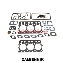 VALMET Engine gasket set - top of the engine 612D 612DS