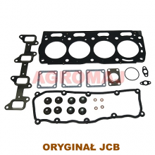 JCB Gasket set - top of the engine 1104C-44 1104C-44T