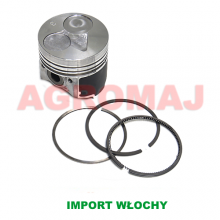 KUBOTA Complete piston with rings (STD) Z482 D722
