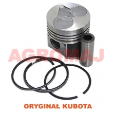 KUBOTA Complete piston with rings (STD) D1403 D1503