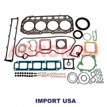YANMAR Engine gasket set 4TNE106D