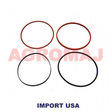 CATERPILLAR Set of sleeve seals 3456 C16