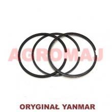 YANMAR Komplet pierścieni tłokowych 3TNE82
