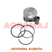 KUBOTA Piston with a pin and rings D902
