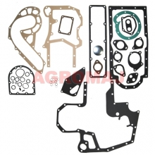 CASE Gasket set - bottom of engine D206 D239