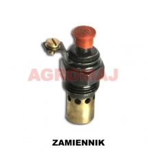 CASE Flame candle A4.212 D206