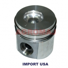 CASE Piston with rings (+0.50) 4BT3.9 6BT5.9