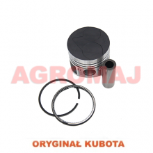 KUBOTA Piston complete with rings D850