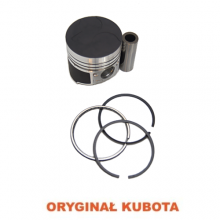 KUBOTA Piston complete with rings D905