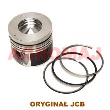 JCB Tłok kompletny z pierścieniami(STD) 4HK1 6HK1