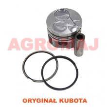 KUBOTA Piston with rings and pin V1505 D1105