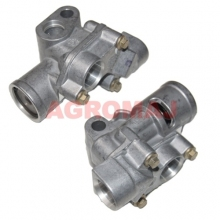 PERKINS Oil pressure valve