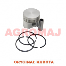 KUBOTA Piston with pin and rings V1902
